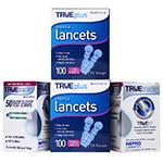 TRUEtrack Test Strips 200ct & 200 Lancets