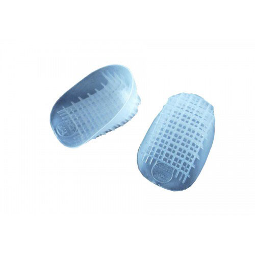 Tuli's Heavy Duty Gel Heel Cups - Large Pair