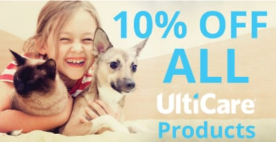 5% OFF All UltiCare Products - ULTIBRAND10