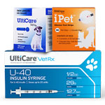 UltiCare Diabetic Dog Combo