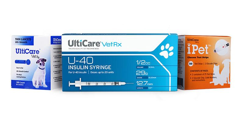 UltiCare Diabetic Dog Combo