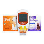 UltiCare Vet Rx iPet Diabetes Value Combo for Cats