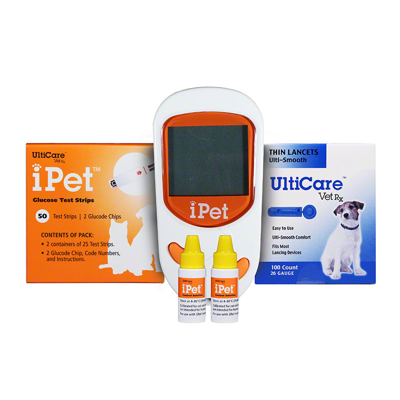 UltiCare Vet Rx iPet Diabetes Value Combo for Dogs