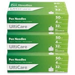 Ulticare Micro Pen Needles 4mm 32g x 5/32