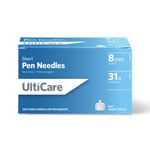 UltiCare Short Pen Needles 31G 8mm 100 Count thumbnail