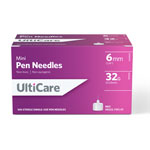 UltiCare Mini Pen Needles 32G 6mm 100 Count thumbnail