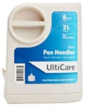 UltiCare Short Pen Needles 5/16 inch 31 Gauge Box of 100 thumbnail