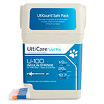 UltiCare VetRx U-100 Insulin Syringes 29G, 1/2cc, 1/2