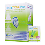 Vertex UltraTRAK PRO Meter Kit w/50 Test Strips