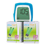 FREE UltraTRAK PRO Meter with Purchase 200 UltraTRAK Test Strips