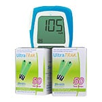 FREE UltraTRAK PRO Meter with Purchase 200 UltraTRAK Test Strips thumbnail