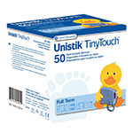 Owen Mumford TinyTouch Full-Term Lancets Pack of 6