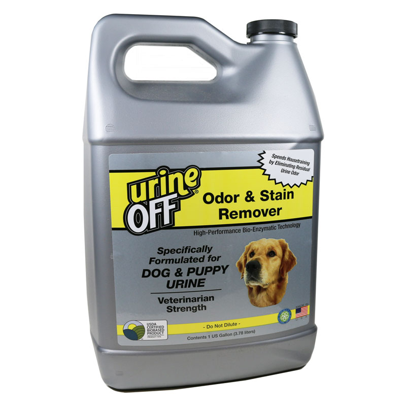 Urine Off Dog & Odor Remover - 1 Gallon