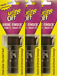 Urine Off Mini Urine Finder LED Light Pack of 3