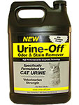 Urine Off Odor and Stain Remover for Cats - 1 Gallon thumbnail