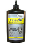 Urine Off Odor & Stain Remover w/ Injector Cap for Dogs 32oz