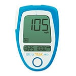 Vertex UltraTRAK PRO Blood Glucose Monitoring System thumbnail