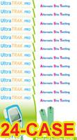 Vertex UltraTRAK Glucose Test Strips 50/bx Case of 24