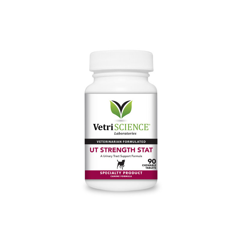 VetriScience Canine UT Strength Stat Chewable Tablets 90ct Pack of 6