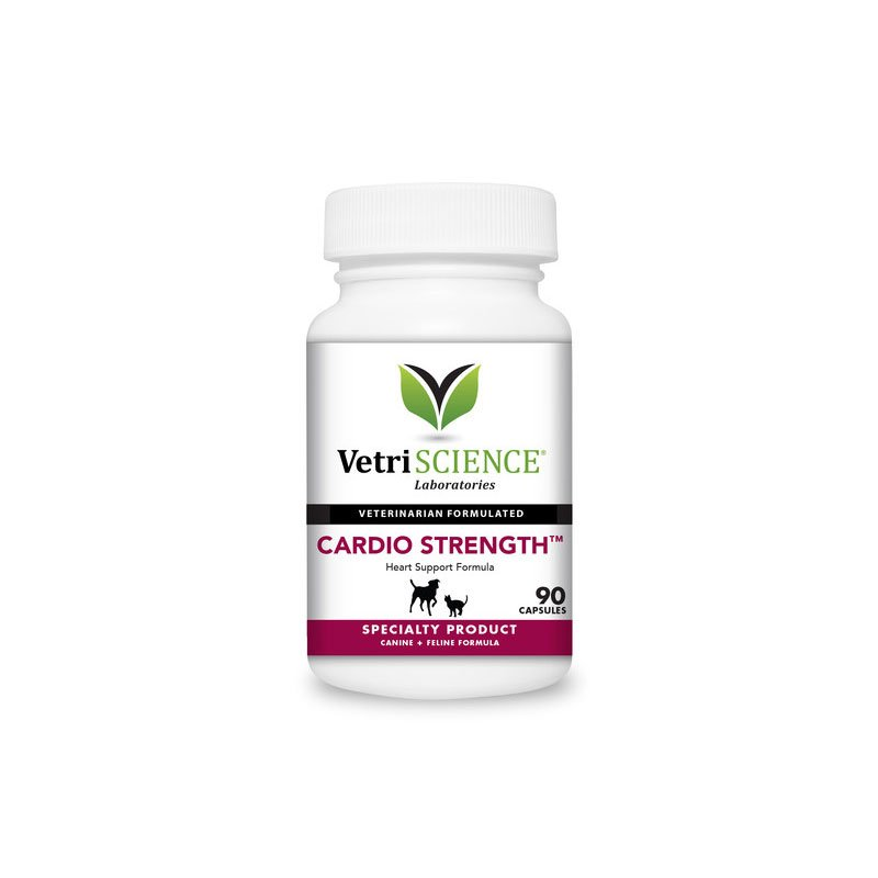 VetriScience Cardio Strength For Cats & Dogs 90ct