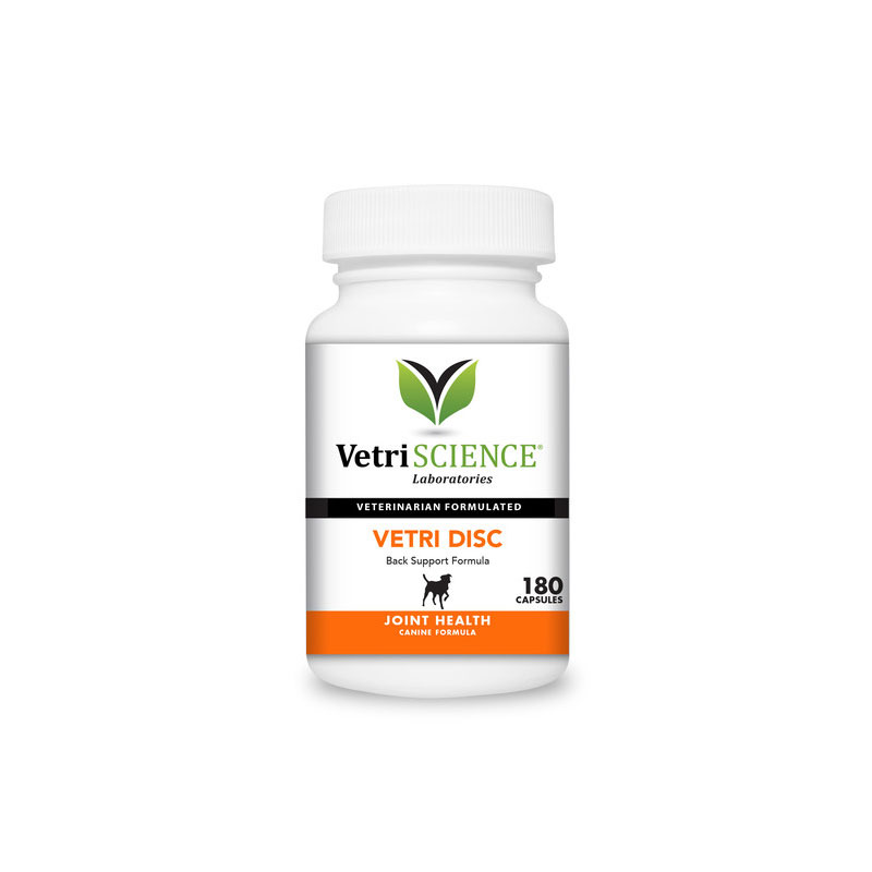 VetriScience Vetri Disc Capsules For Dogs 180ct