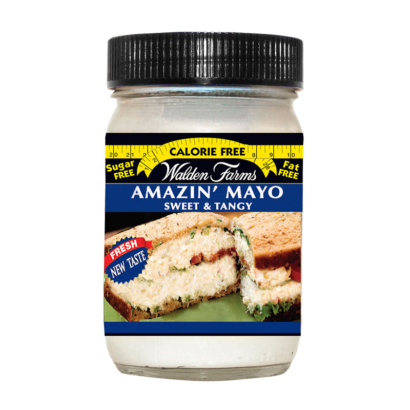 Walden Farms Calorie-Free Amazing Mayo 6-Pack