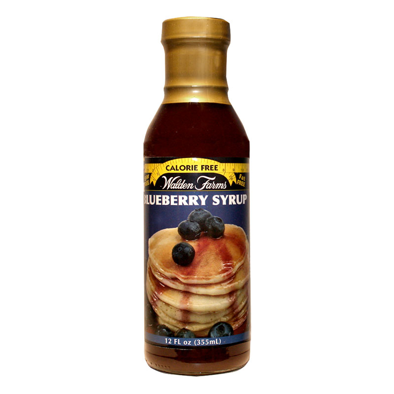Walden Farms Blueberry Syrup 6-Pack