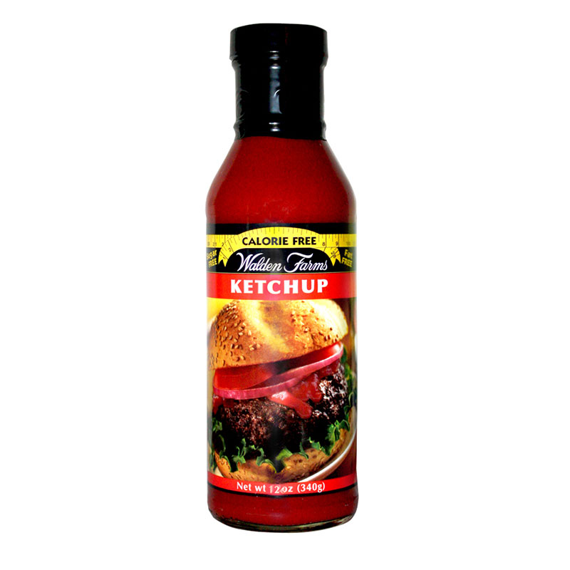 Walden Farms Tomato Ketchup 12oz 6-Pack