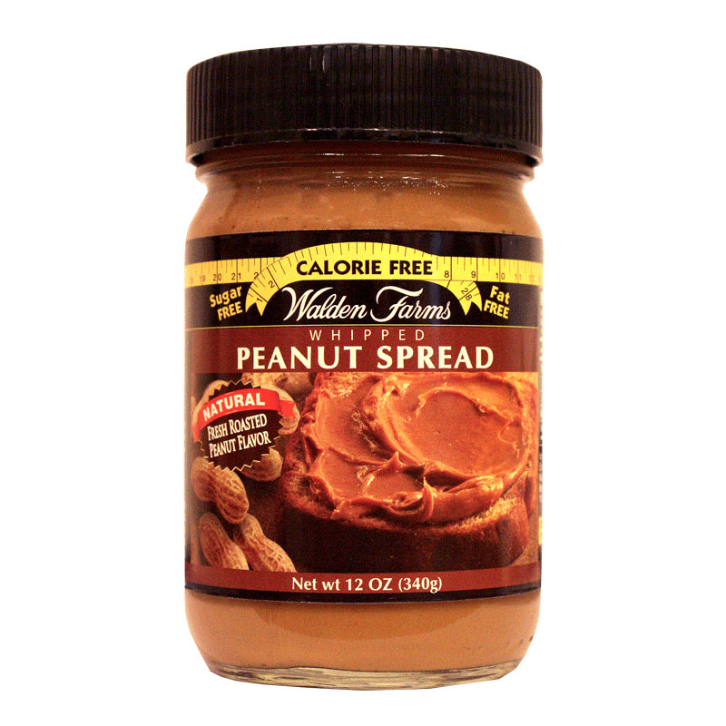 Walden Farms Whipped Peanut Spread - 6 Pack