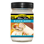Walden Farms Ranch Flavored Mayonnaise - 12 oz 6-pack