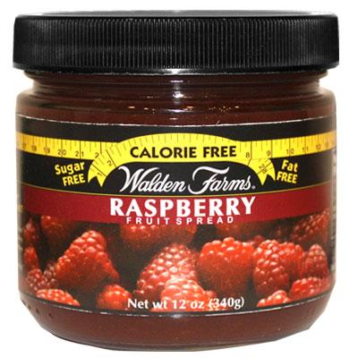 Walden Farms Raspberry Fruit Spread 12oz 6-Pack